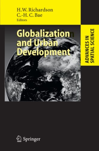 9783642061127: Globalization and Urban Development (Advances in Spatial Science)
