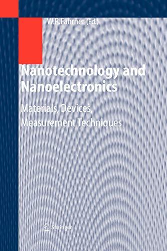 9783642061271: Nanotechnology and Nanoelectronics: Materials, Devices, Measurement Techniques