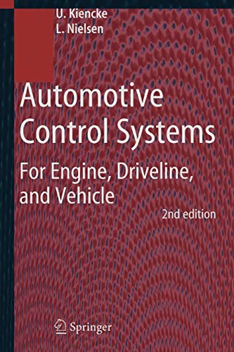 9783642062117: Automotive Control Systems: For Engine, Driveline, and Vehicle