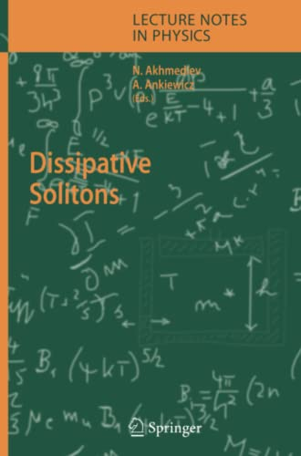 9783642062391: Dissipative Solitons (Lecture Notes in Physics)
