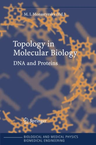 9783642062421: Topology in Molecular Biology