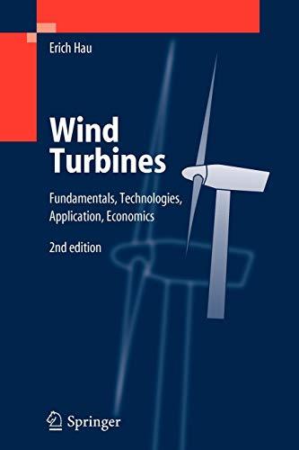 9783642063480: Wind Turbines: Fundamentals, Technologies, Application, Economics