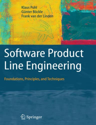 9783642063640: Software Product Line Engineering: Foundations, Principles and Techniques