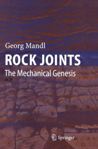 Rock Joints: Georg Mandl