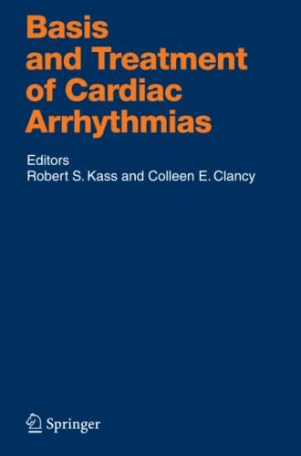 9783642063961: Basis and Treatment of Cardiac Arrhythmias (Handbook of Experimental Pharmacology)