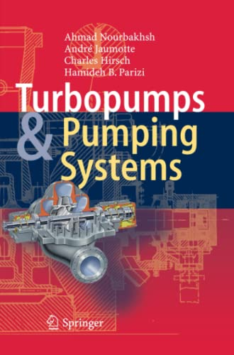 9783642064210: Turbopumps and Pumping Systems