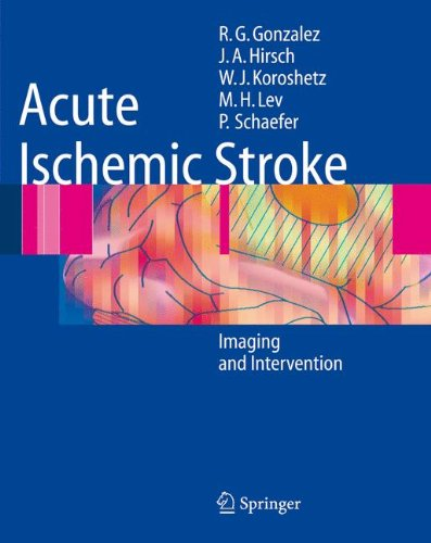9783642064425: Acute Ischemic Stroke: Imaging and Intervention