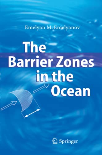 9783642064791: The Barrier Zones in the Ocean