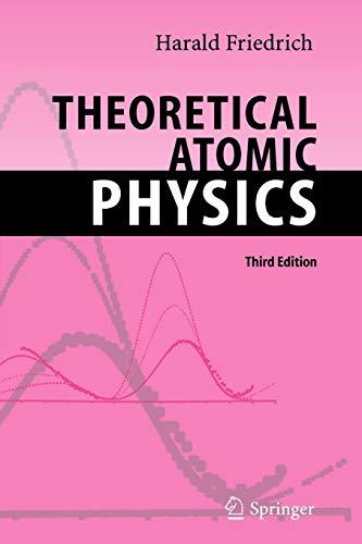 9783642065033: Theoretical Atomic Physics