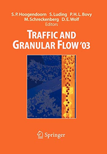 Traffic and Granular Flow 03