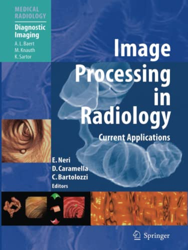 9783642065286: Image Processing in Radiology: Current Applications (Medical Radiology)