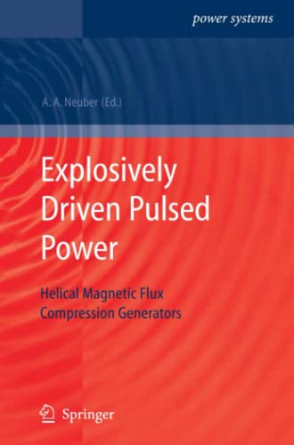 9783642065361: Explosively Driven Pulsed Power: Helical Magnetic Flux Compression Generators (Power Systems)