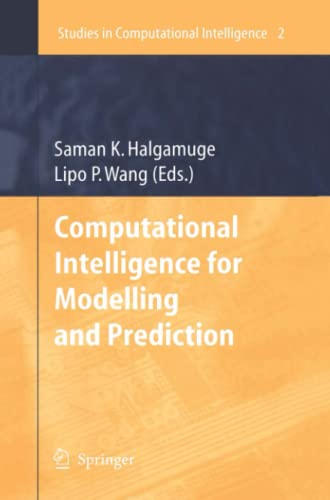 9783642065415: Computational Intelligence for Modelling and Prediction (Studies in Computational Intelligence)