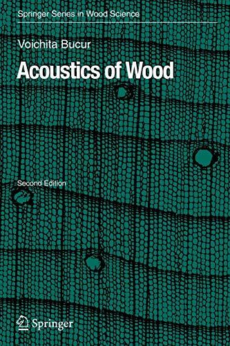 9783642065552: Acoustics of Wood (Springer Series in Wood Science)
