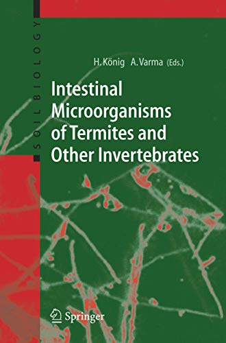 9783642066382: Intestinal Microorganisms of Termites and Other Invertebrates (Soil Biology)