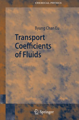 9783642066412: Transport Coefficients of Fluids (Springer Series in Chemical Physics)