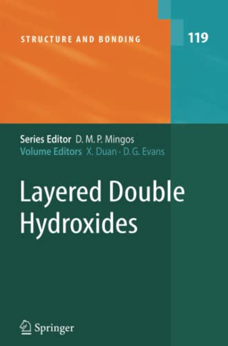 9783642066481: Layered Double Hydroxides (Structure and Bonding)