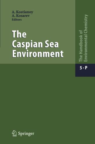 9783642066498: The Caspian Sea Environment (The Handbook of Environmental Chemistry)