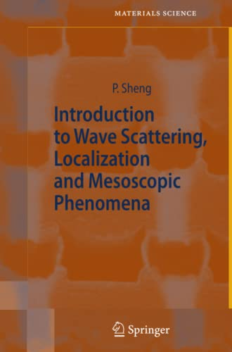 9783642067129: Introduction to Wave Scattering, Localization and Mesoscopic Phenomena (Springer Series in Materials Science)