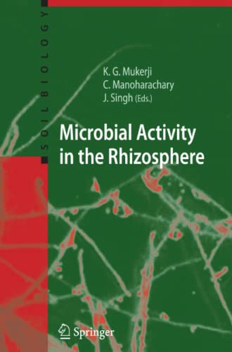 9783642067167: Microbial Activity in the Rhizosphere (Soil Biology)