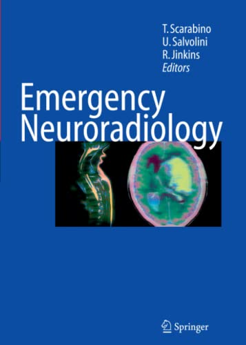9783642067419: Emergency Neuroradiology