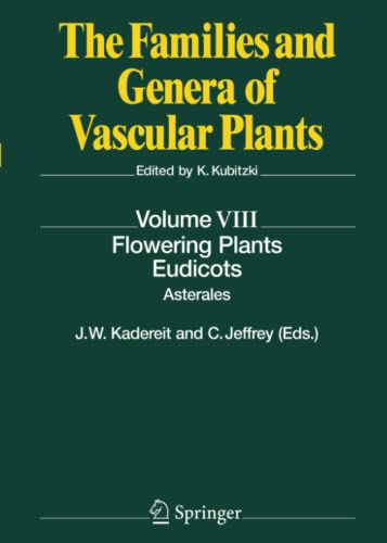 9783642068225: Flowering Plants. Eudicots: Asterales (The Families and Genera of Vascular Plants)