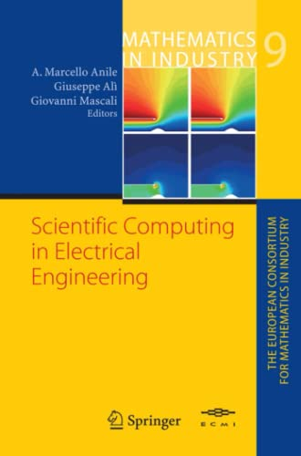 9783642069413: Scientific Computing in Electrical Engineering (Mathematics in Industry)
