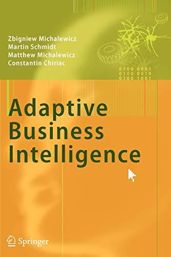 9783642069482: Adaptive Business Intelligence