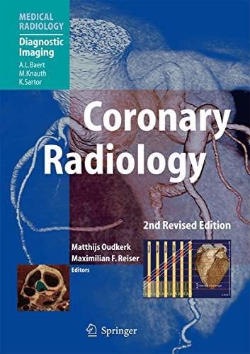 9783642069543: Coronary Radiology (Medical Radiology)