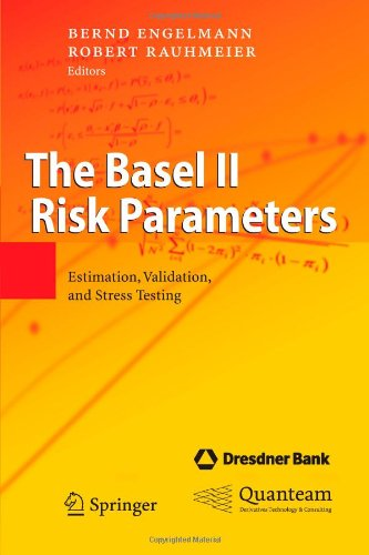 9783642069628: The Basel II Risk Parameters: Estimation, Validation, and Stress Testing