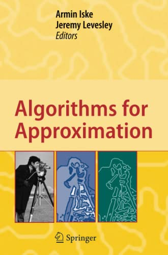 9783642069949: Algorithms for Approximation: Proceedings of the 5th International Conference, Chester, July 2005