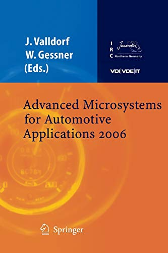 Advanced Microsystems for Automotive Applications 2006 (VDI-Buch): Springer