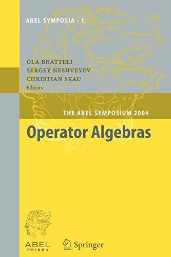 9783642070617: Operator Algebras: The Abel Symposium 2004 (Abel Symposia)