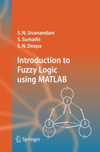 9783642071447: Introduction to Fuzzy Logic using MATLAB