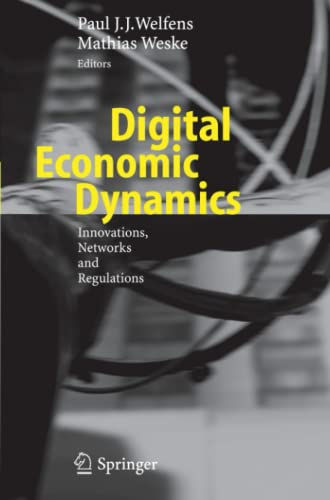 9783642071577: Digital Economic Dynamics: Innovations, Networks and Regulations