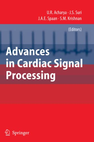 9783642071744: Advances in Cardiac Signal Processing