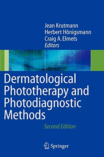 9783642071768: Dermatological Phototherapy and Photodiagnostic Methods