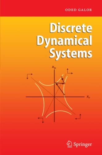 9783642071850: Discrete Dynamical Systems