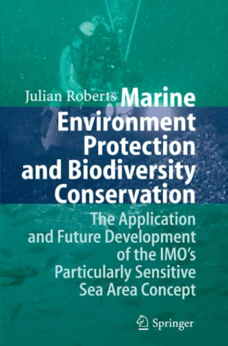 9783642072369: Marine Environment Protection and