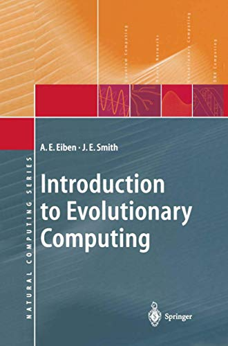 9783642072857: Introduction to Evolutionary Computing