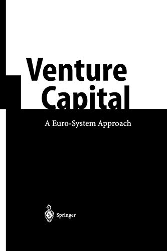 9783642073007: Venture Capital: A Euro-System Approach