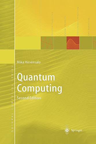9783642073830: Quantum Computing (Natural Computing Series)