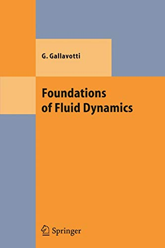9783642074684: Foundations of Fluid Dynamics (Theoretical and Mathematical Physics)
