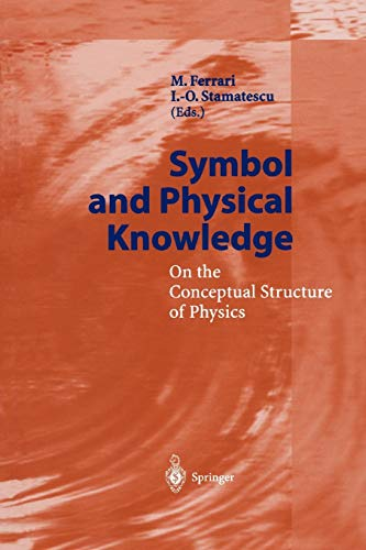 9783642074745: Symbol and Physical Knowledge: On the Conceptual Structure of Physics