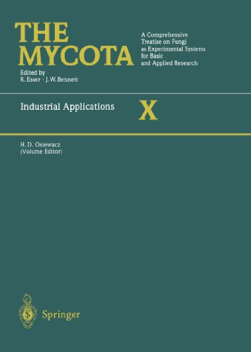 9783642074813: Industrial Applications (The Mycota)