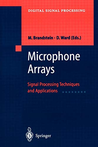 9783642075476: Microphone Arrays: Signal Processing Techniques and Applications (Digital Signal Processing)