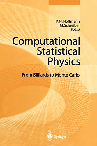9783642075711: Computational Statistical Physics: From Billiards to Monte Carlo