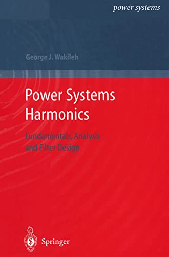 9783642075933: Power Systems Harmonics: Fundamentals, Analysis and Filter Design