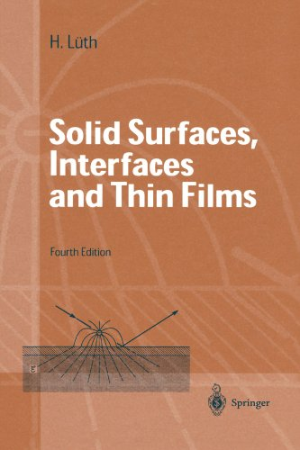 9783642076091: Solid Surfaces, Interfaces and Thin Films (Advanced Texts in Physics)