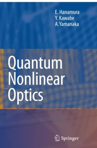 9783642076107: Quantum Nonlinear Optics